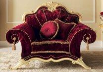 Итальянская мягкая мебель в классическом стиле от фабрики Arredo e Sofa