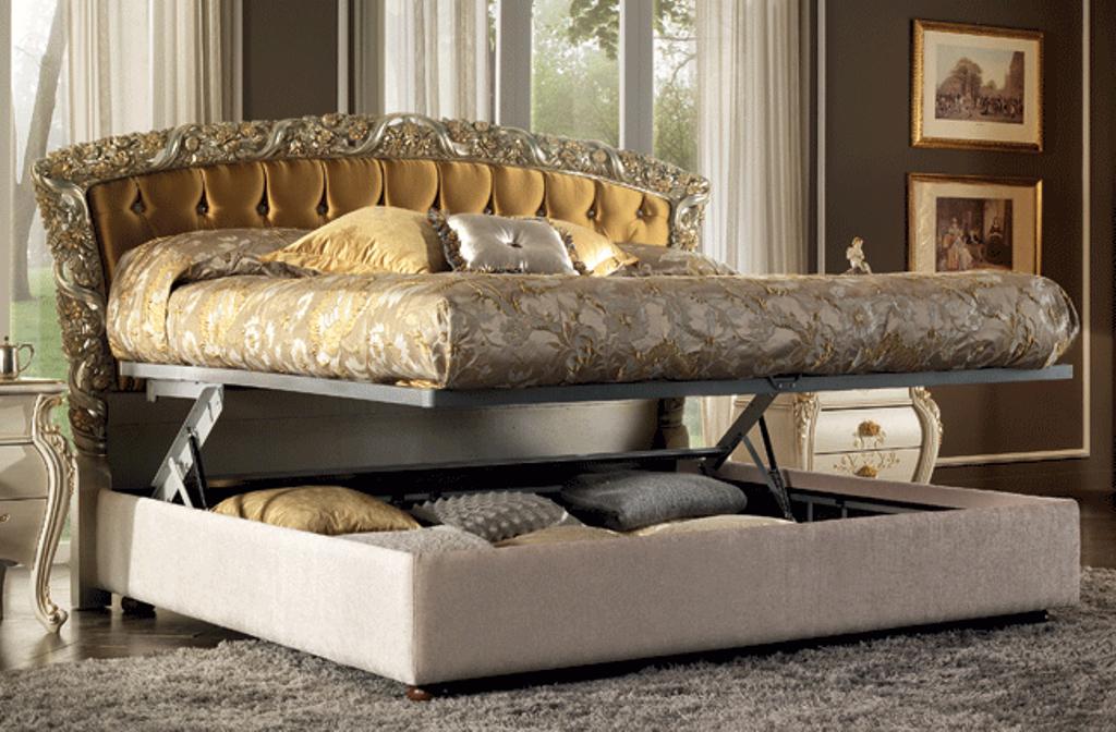 итальянские спальни в классическом стиле от фабрики Arredo E Sofa