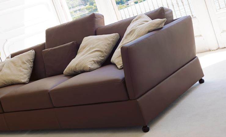 Итальянская мягкая мебель в стиле модерн. Фабрика Biba Salotti