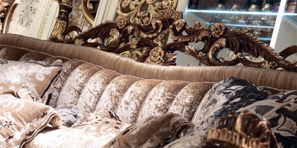Итальянская мягкая мебель фабрика La Contessina