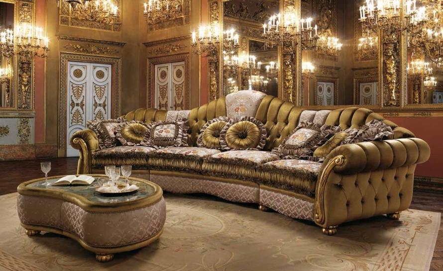 Итальянская мягкая мебель фабрика Sat