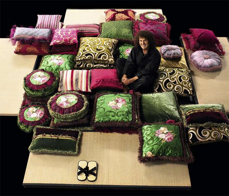 Итальянская мягкая мебель фабрика Paolo Lucchetta