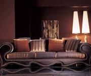 Итальянская мягкая мебель фабрика Meroni