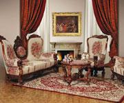 Румынская мягкая мебель фабрика Mobex