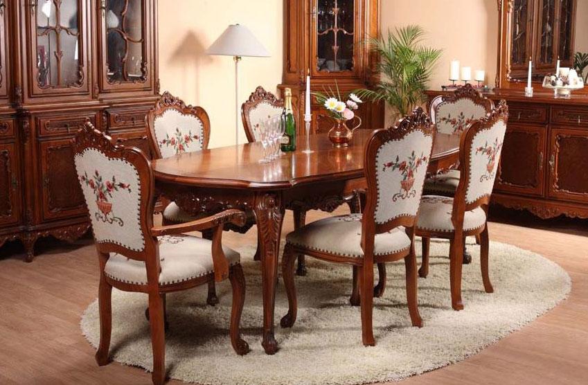 Распродажа обеденных столов со скидкой со склада в Москве. Стол КЛЕОПАТРА 2400х3200