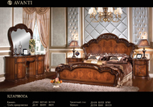 Кровать 180x200 «Кларисса»