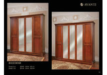 Шкаф 4-х дверный «Феллини»