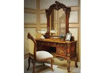 Туалетный стол с зеркалом и стулом «Шехерезада»