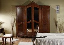 Шкаф 4-х дверный «Клеопатра»