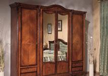 Шкаф 4-х дверный «Регаллис»