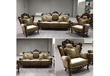 Мягкая мебель «Олфорд» с раскладным диваном