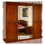 Шкаф 4-х дверный «Анастасия»