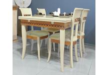 Стол обеденный со стульями «Roma»