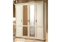 Шкаф 4-х дверный «Алези»