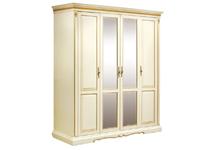 Шкаф 4-х дверный «Милана»