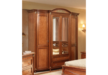 Шкаф 4-х дверный «Валенсия»