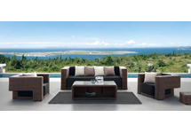 Комплект мебели для улицы «Гранада»