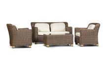 Комплект мебели для улицы «Либрари»