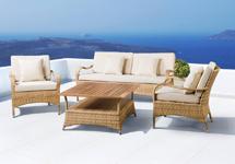 Комплект мебели для улицы «Пьемонт»