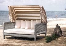 Кровать для улицы «Лабро»