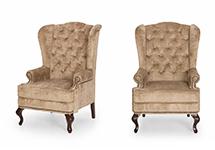Кресло «Каминное» для дома, бара, кафе, ресторана