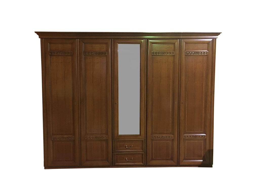 Шкаф 5-ти дверный «Романтик Люкс»