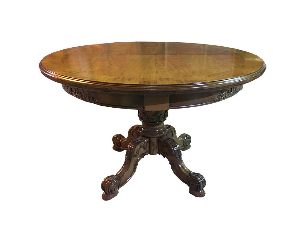 Стол обеденный круглый (д.120) «Роял»