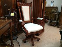 Кресло кабинетное-вертушка «Венеция Люкс»