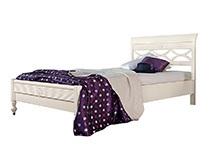 Кровать 160х200 «Бурбон» цвет AVORIO
