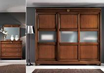 Шкаф 3-х дверный «Мария Сильва»