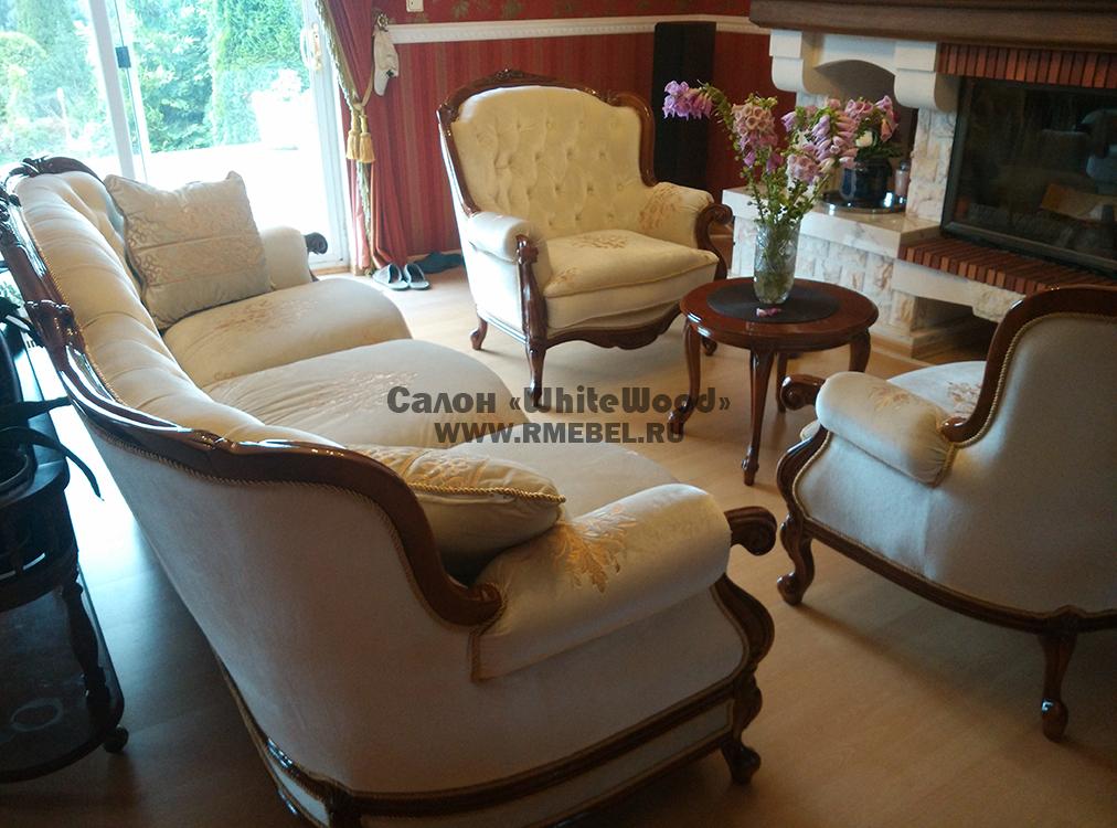 Мягкая мебель «Ландерно»