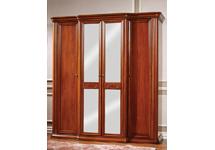 Шкаф 4-х дверный «Виолетта»