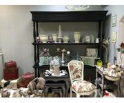 Распродажа мебели в стиле кантри и прованс. Этажерка со скидкой